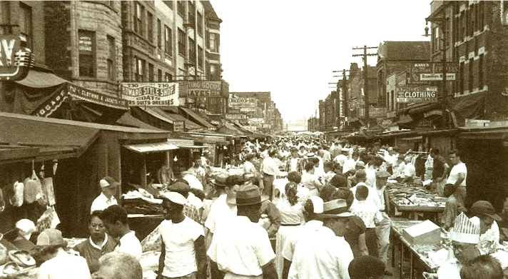 Maxwell Street Market